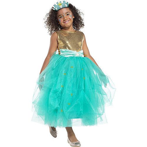 Child Light-Up Mermaid Fairy Costume Image #1