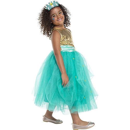 Child Light-Up Mermaid Fairy Costume Image #2