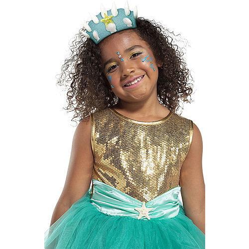 Child Light-Up Mermaid Fairy Costume Image #3