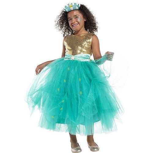 Child Light-Up Mermaid Fairy Costume Image #4