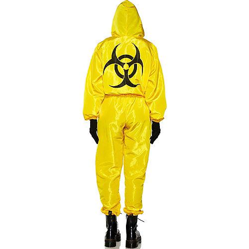 Radioactive Hazmat Suit Costume for Adults Image #2