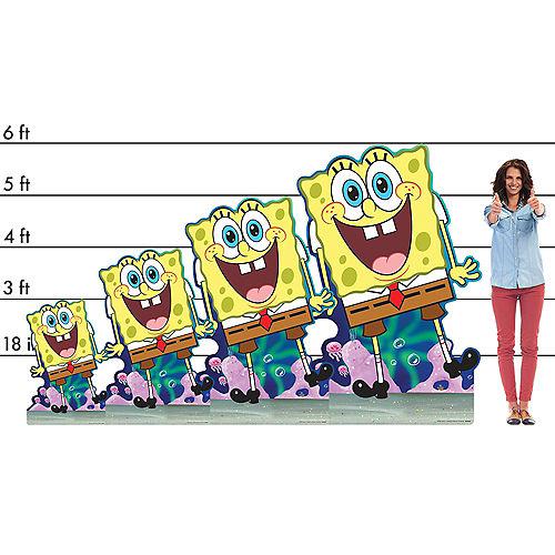 SpongeBob SquarePants Cardboard Cutout, 3ft Image #2