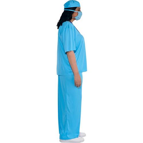 Adult ER Doctor Costume Image #3