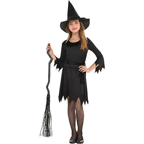 Kids' Lil Witch Costume Image #1