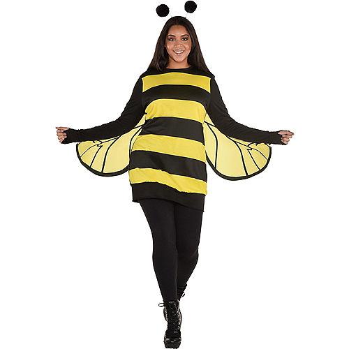 Adult Queen Bee Costume Image #1