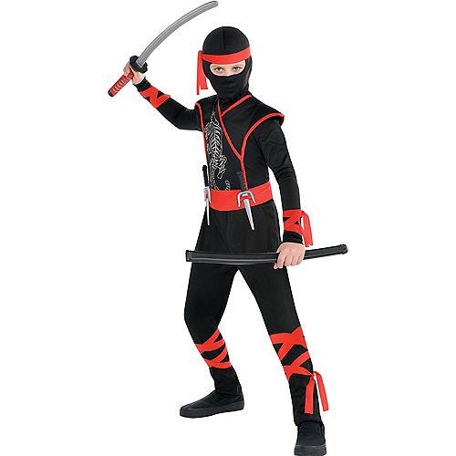 Kids' Shadow Ninja Costume Image #1
