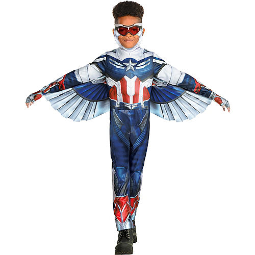 Falcon Costume for Kids - Marvel The Falcon and the Winter Soldier Image #1