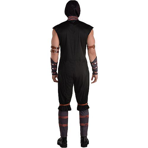 Adult Scorpion Costume - Mortal Kombat Klassic Image #2