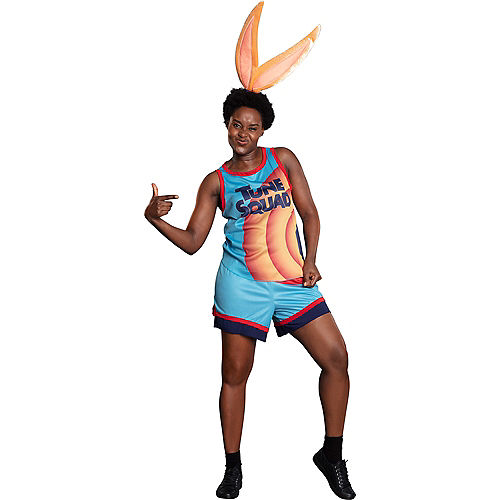 Women's Tune Squad Costume - Space Jam 2 Image #3