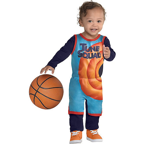 Baby Tune Squad Jersey Costume - Space Jam 2 Image #1