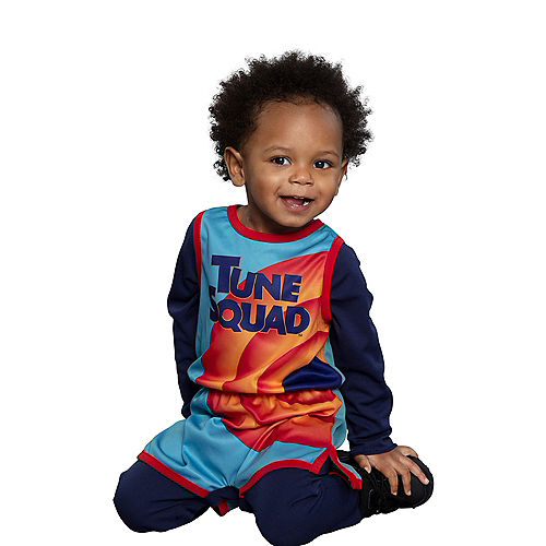 Baby Tune Squad Jersey Costume - Space Jam 2 Image #3