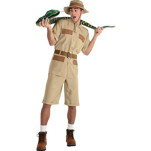 Adult Safari Guide Costume Image #1