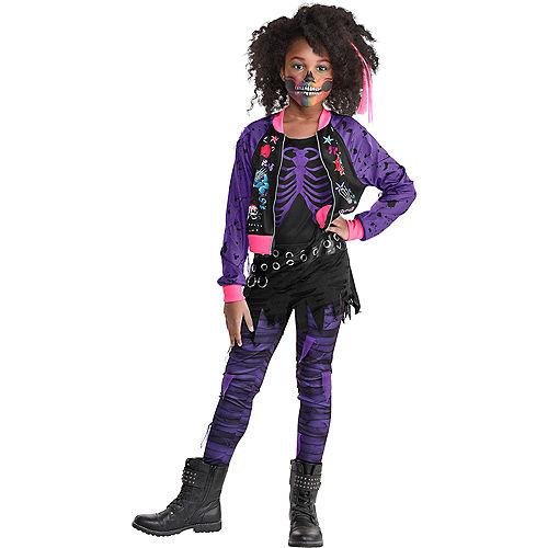 Kids' Punk Zombie Costume Image #1