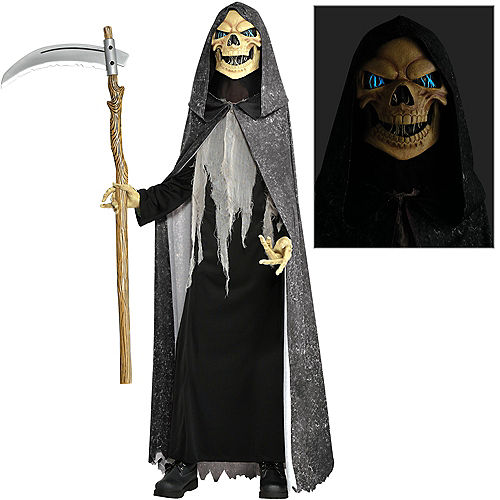 Kids' Reaper Illusion Costume Image #1