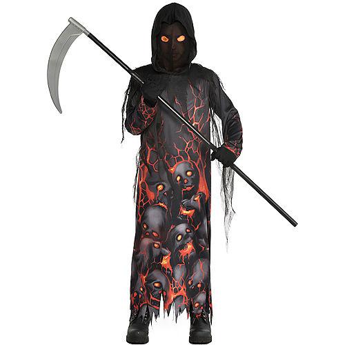 Kids' Lava Reaper Costume for Kids Image #1