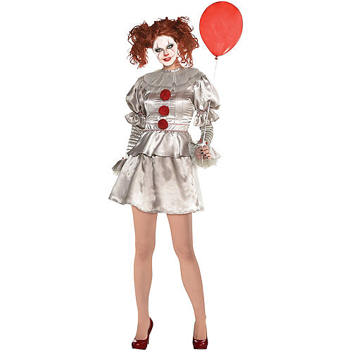 Adult Pennywise Costume - It Image #1