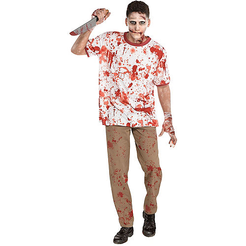 Bloody Ringer T-Shirt for Adults Image #2