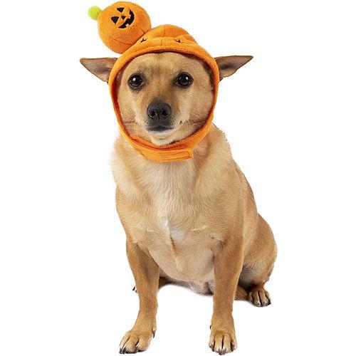 Halloween Pumpkin Hat for Dogs Image #1