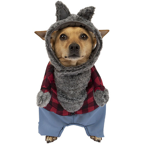 Werewolf Halloween Costume for Dogs Image #1