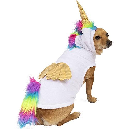 Winged Sparkle Unicorn Costume for Dogs Image #1