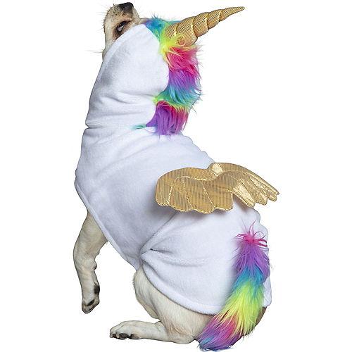 Winged Sparkle Unicorn Costume for Dogs Image #2