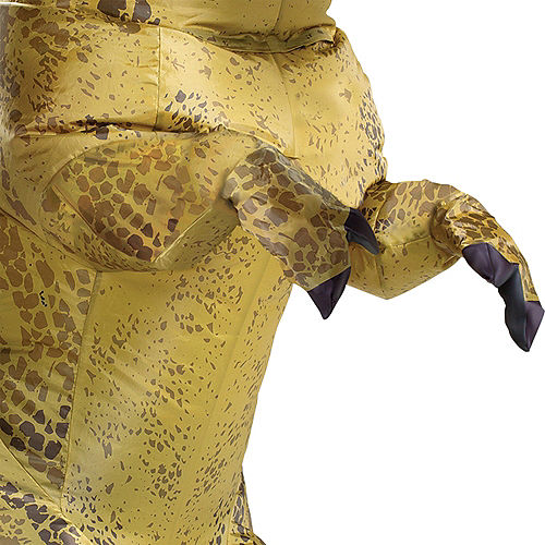 T-Rex Dinosaur Inflatable Costume for Adults - Jurassic World Image #3