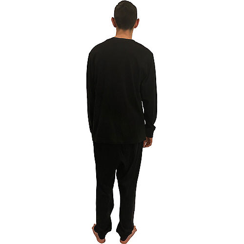 Glow-in-the-Dark Skeleton Pajamas for Men Image #2