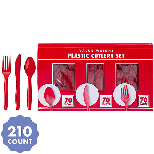 Plastic Cutlery - Plastic Spoons, Forks & Knives | Party City