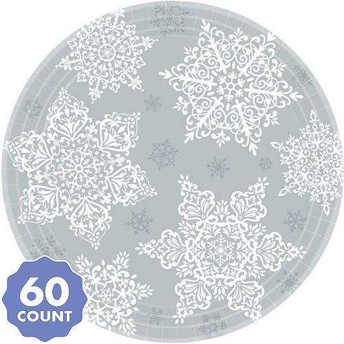 0ce7ebfb5d10 Winter Wonderland Theme Party   Snowflake Decorations