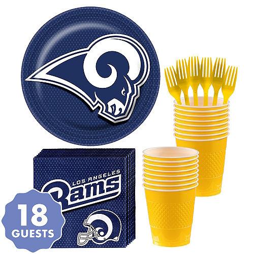 size 40 7d1b4 0cf6e Los Angeles Rams Party Supplies & Decorations | Party City