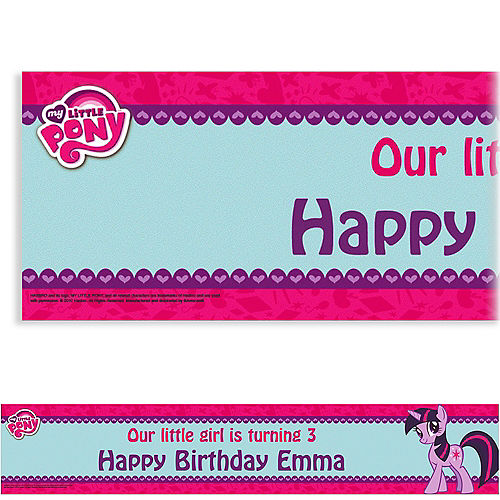 My Little Pony Party Supplies - My Little Pony Birthday