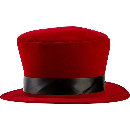 9d80be8735d6e Red Velvet Top Hat