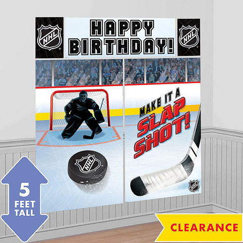 Hockey Party Supplies Party City