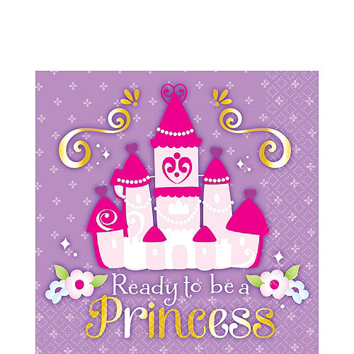 Sofia the first party supplies sofia the first birthday ideas sofia the first lunch napkins 16ct filmwisefo