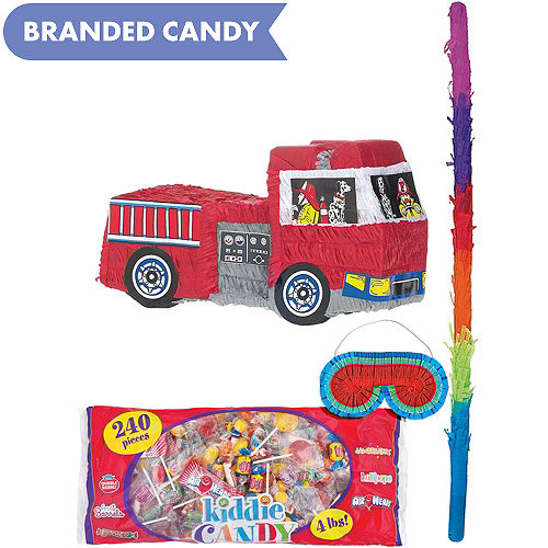Fire Engine Pinata Kit