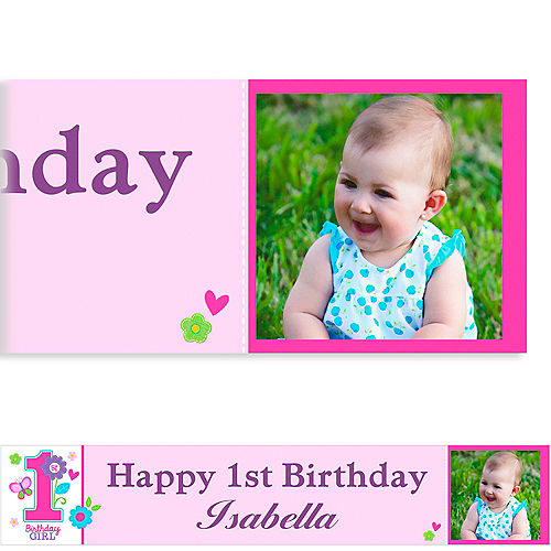 Personalized First Birthday Supplies | Personalized Birthday