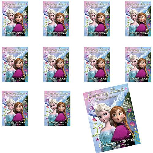 Frozen Coloring Books 48ct | Party City