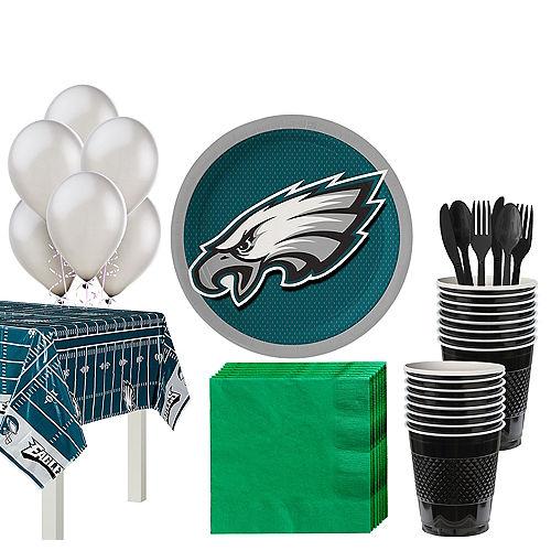 half off 6d4bb f612b NFL Philadelphia Eagles Party Supplies   Party City