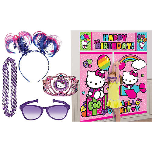 Hello Kitty Party Supplies - Hello Kitty Birthday Ideas   Party City b713b2a090