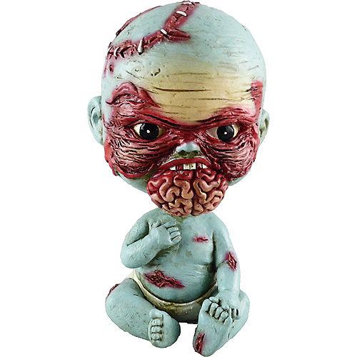 zombie baby bobble head