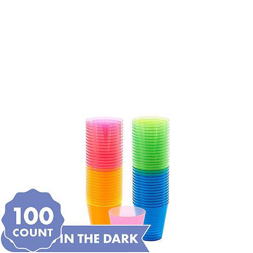 219a5586da49 Black Light Party Supplies - Glow in the Dark Party Ideas