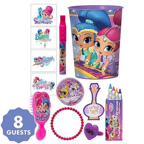 Shimmer And Shine Party Supplies Shimmer And Shine Birthday Party