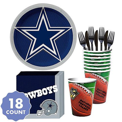 4e438214 NFL Dallas Cowboys Party Supplies, Decorations & Party Favors ...