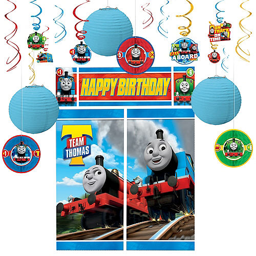Thomas The Tank Engine Decorating Kit