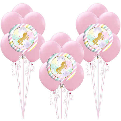 Sparkling Unicorn Balloon Kit