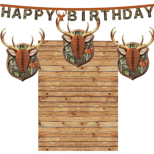 Hunting Camo Party Supplies Camo Birthday Party City