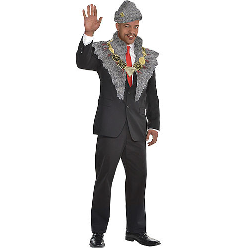 Adult Prince Akeem Costume Accessory Kit