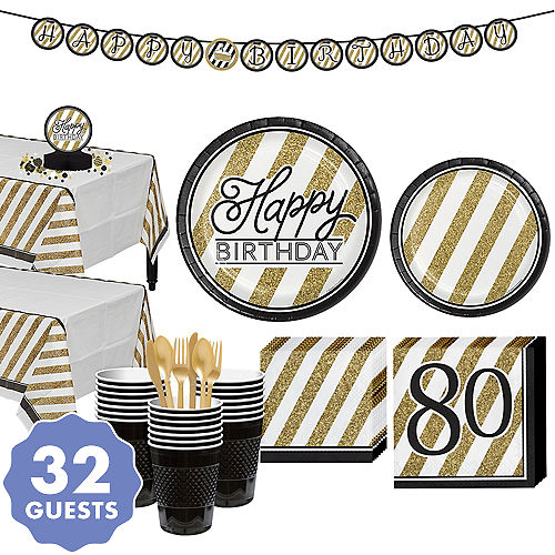 70th 80th 90th 100th Birthday Party Themes Ideas