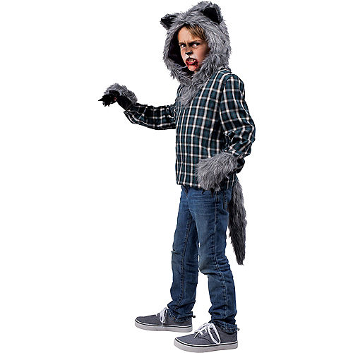 child werewolf costume accessory kit