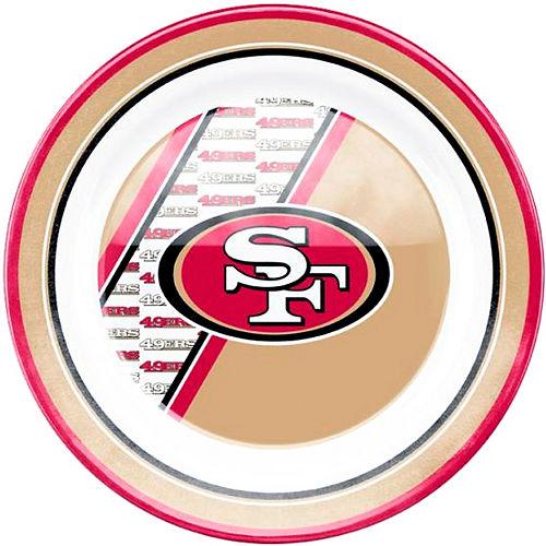 San Francisco 49ers Plate
